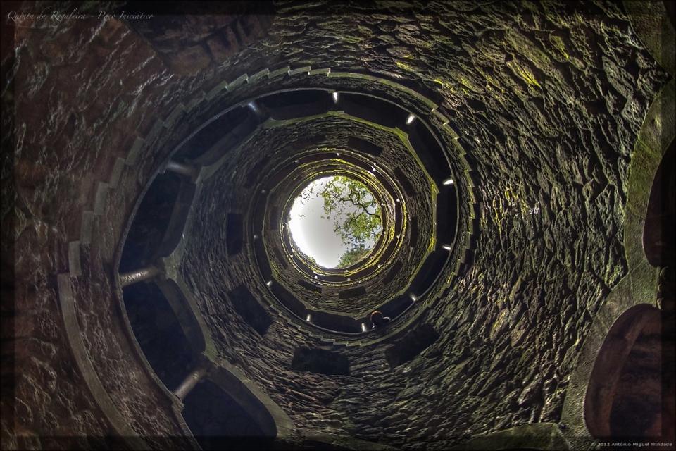 Quinta da Regaleira - Poço Iniciático